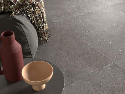 Design minimalista d'ispirazione nordica: superfici ceramiche Loft