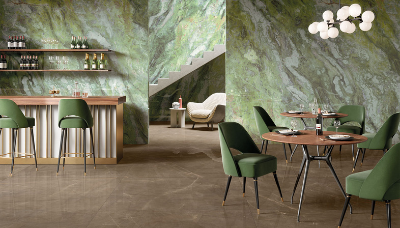 Tra classico e contemporaneo: l'estetica del marmo nelle nuove texture FMG