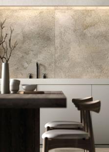 Eleganti e versatili: lastre ceramiche Porcelaingres ispirate alla pietra naturale