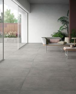 Ariostea Next: cemento e resine per il design degli ambienti contemporanei