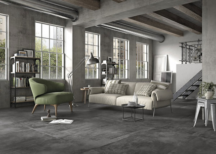 Active Surfaces: bellezza e benessere con lastre ceramiche Porcelaingres