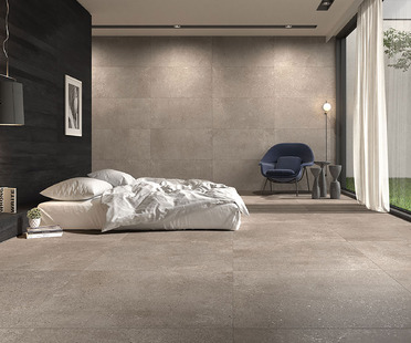 Porcelaingres Loft: superfici in pietra e cemento ispirate al design nordico
