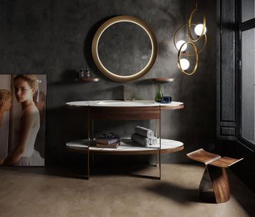 Seventyonepercent: armonia e identità nei nuovi arredi wellness & bathroom