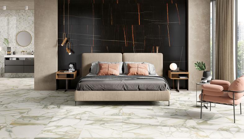 FMG Select: archetipi di bellezza nelle superfici effetto marmo