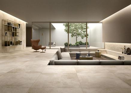L'essenzialità della pietra, la bellezza del marmo: Royal Stone di Porcelaingres