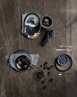 Sicurezza ed igiene in cucina: top Active Surfaces SapienStone