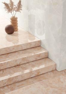 Nuove soluzioni di rivestimento ceramico: la decorazione naturale dei minerali