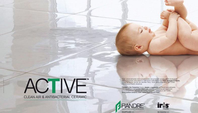 Active Ceramica Antibatterica