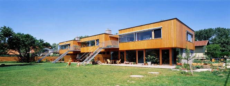 Wohnen am Mühlwasser - PointnerPointner Architekten