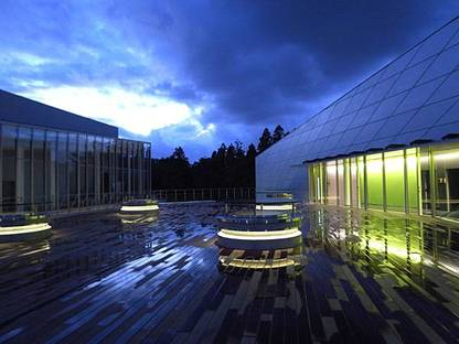 Niigata Medical Univrsity, Giappone, progetto: Kume Sekkei