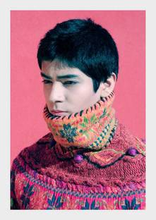 Calda maglia di lana. Courtesy of Cesar Valdivieso
