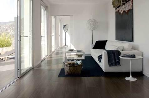 E-wood, gres porcellanato che riproduce il calore del legno, Iris Ceramica