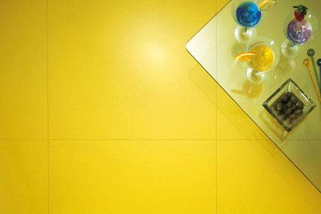 Diamond Yellow, collezione Geodiamond GranitiFiandre