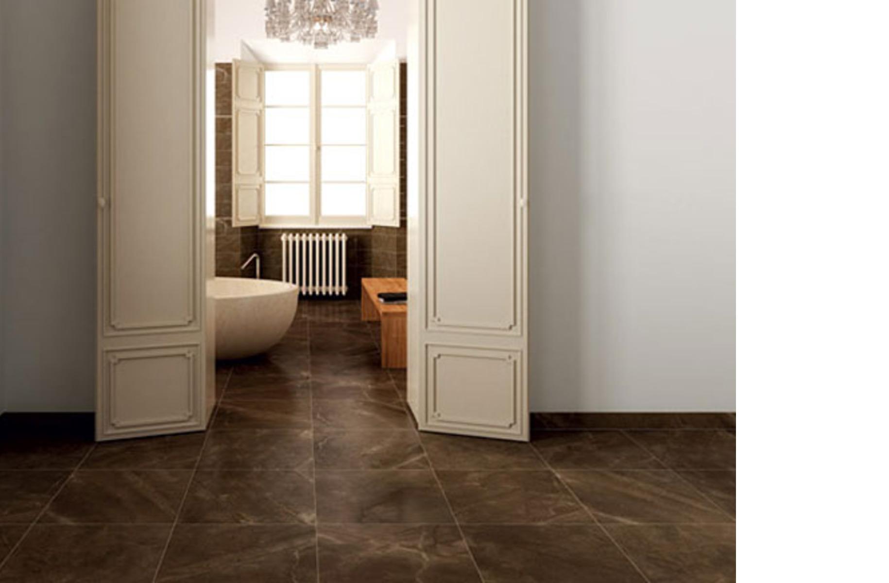 Gres porcellanato per il nuovo spazio bagno floornature