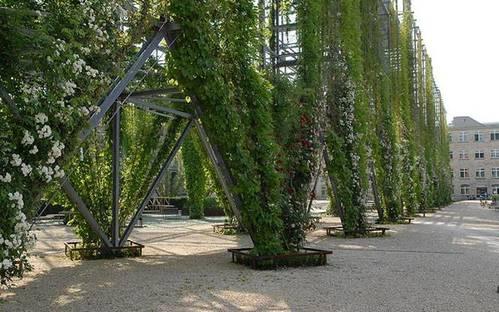 Parco MFO Zurigo Oerlikon (CH). Riqualificazione ex area industriale