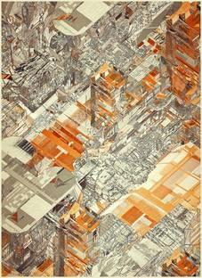 Olschinsky Atelier, illustrazioni Cities III