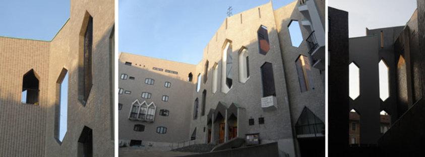 Gio Ponti, Chiesa di San Francesco al Fopponino