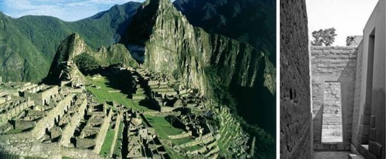 Siti archeologici di Machu Picchu e Pachacamac