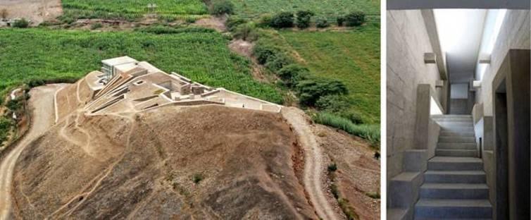 Longhi Architects, Casa a Pachacamac
