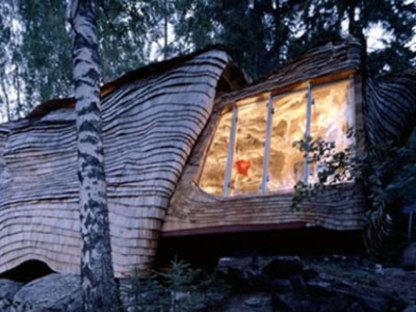 Casa rifugio Arjang - Svezia