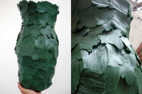 Peter Marigold, Wooden form