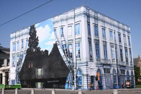 Il Museo Magritte a Bruxelles, 2009