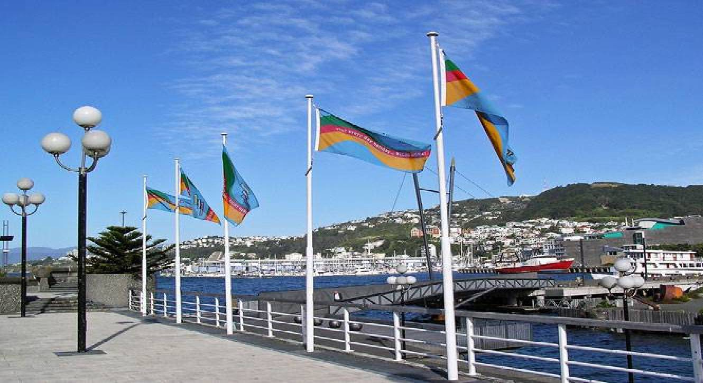 Porto di Wellington, Nuova Zelanda