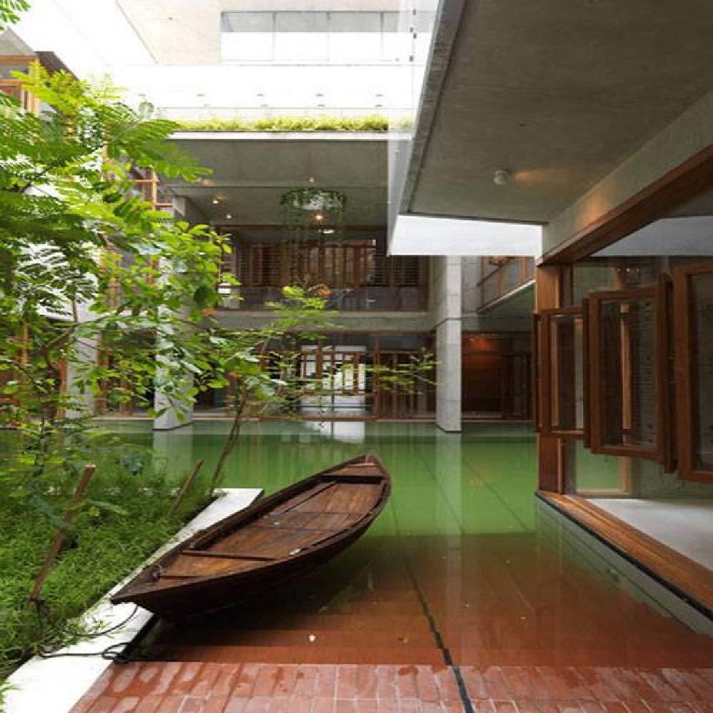 SA Residence, Dacca, Bangladesh