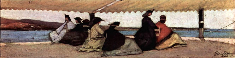 La Rotonda dei bagni Palmieri (1866)