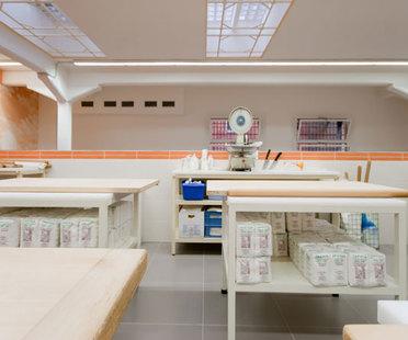 ACTIVE Clean Air & Antibacterial Ceramic™ completa la cucina di un noto ristorante bolognese