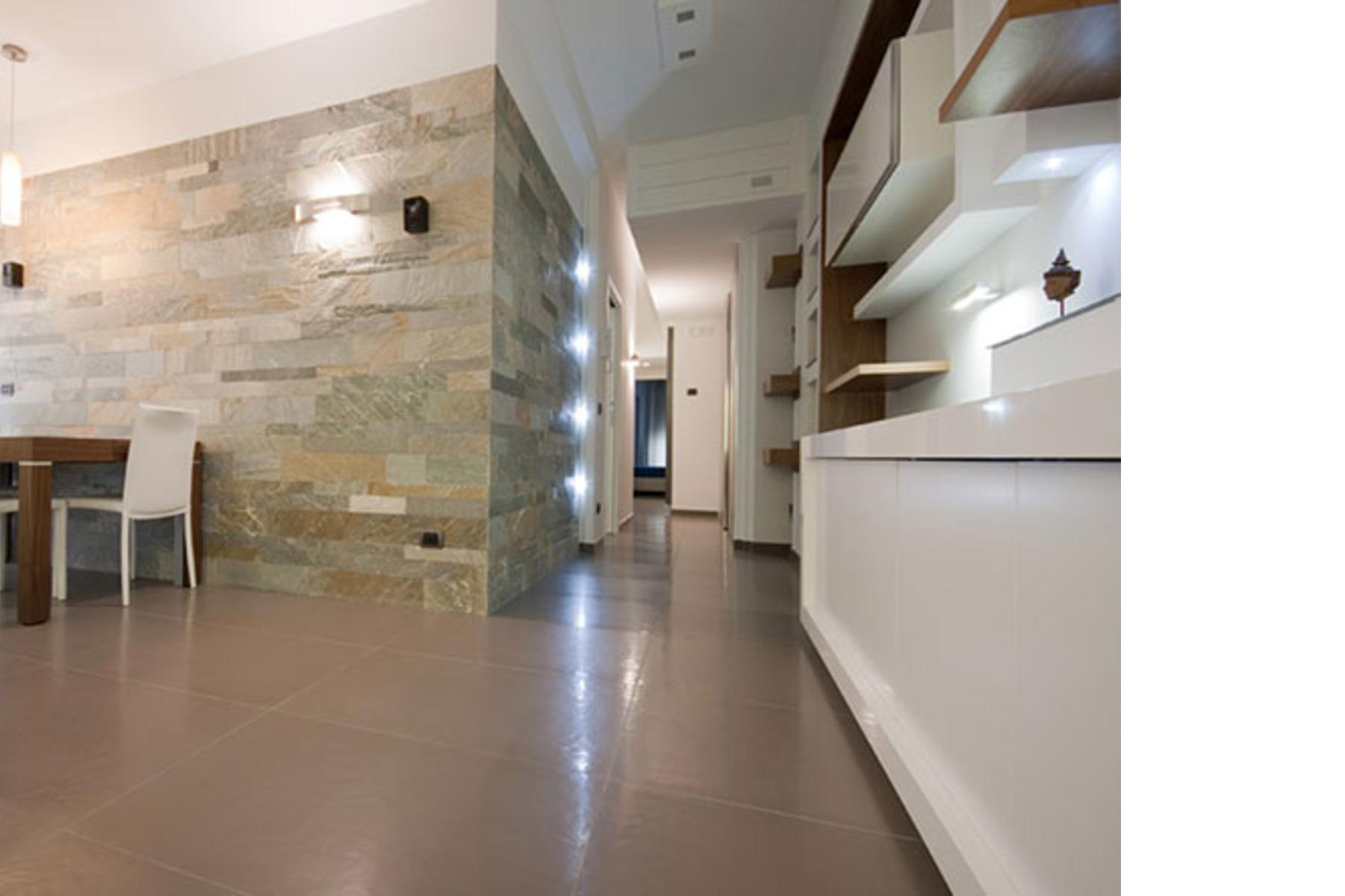 Larredamento dinterni in cinque punti floornature