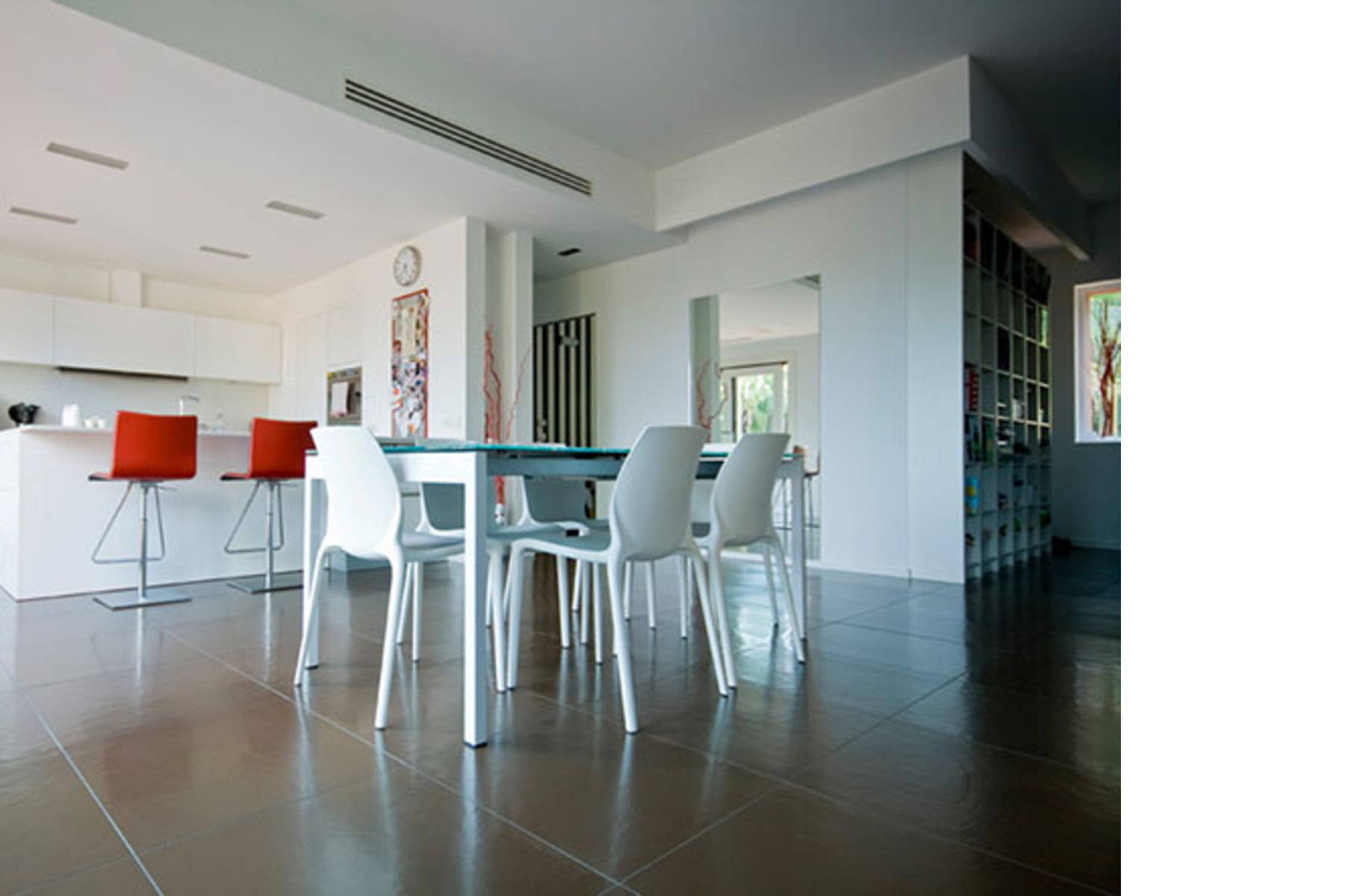 L arredamento d interni in cinque punti floornature