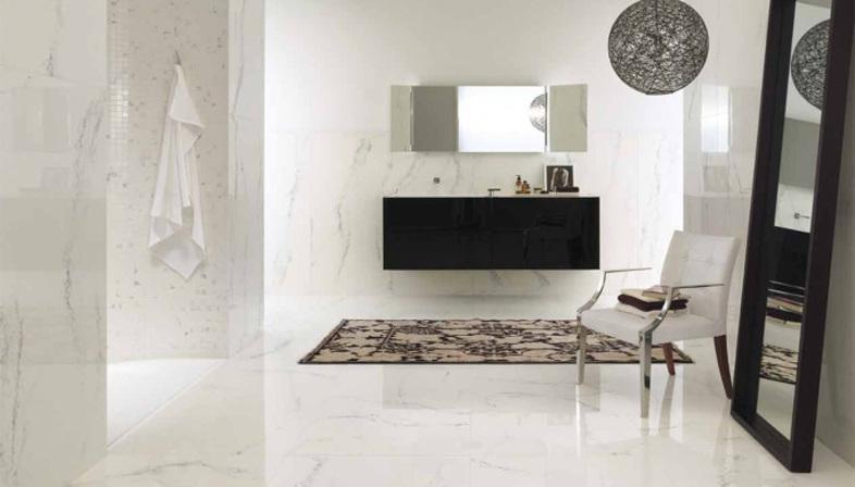 Pavimenti e rivestimenti in marmo: la tecnologia Ariostea