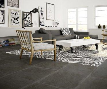 Pavimenti e rivestimenti in gres porcellanato per interni