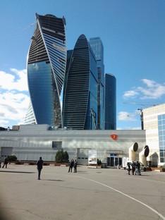 MosBuild 2014 fiera della ceramica e del design a Mosca