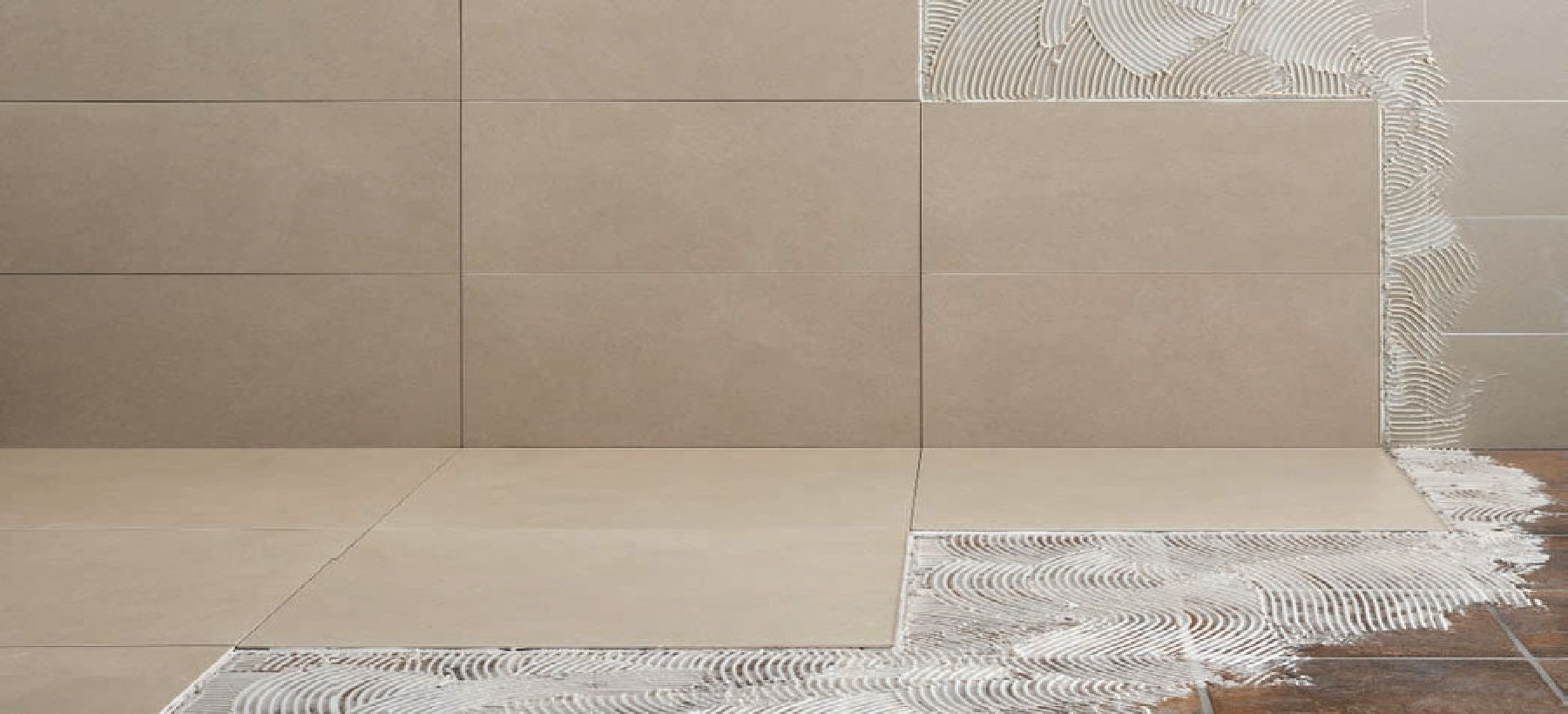 Pavimenti per esterni piastrelle sottili posa su pavimenti - Parquet su piastrelle ...