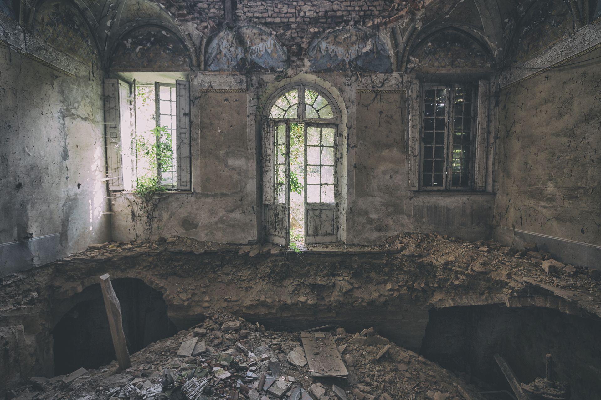 Urban exploration: esplorare l'abbandono.