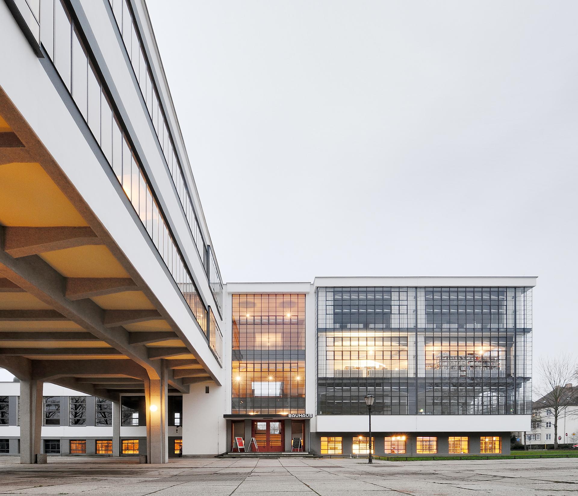 Oskar Da Riz. Bauhaus Dessau.