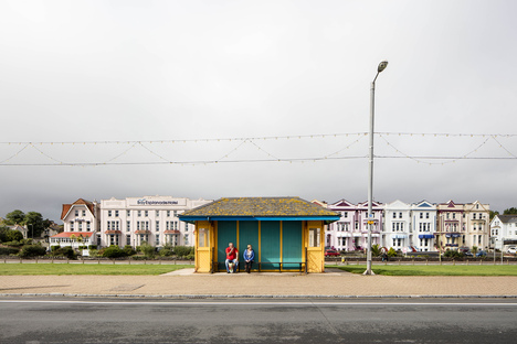 Will Scott. Seaside Shelters.