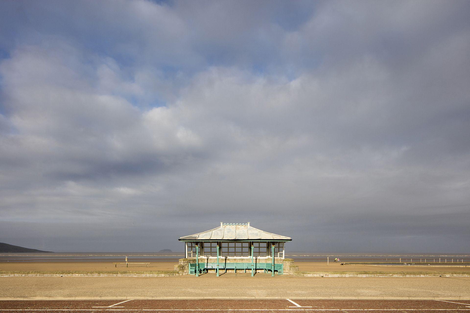 Will Scott. Seaside Shelters.