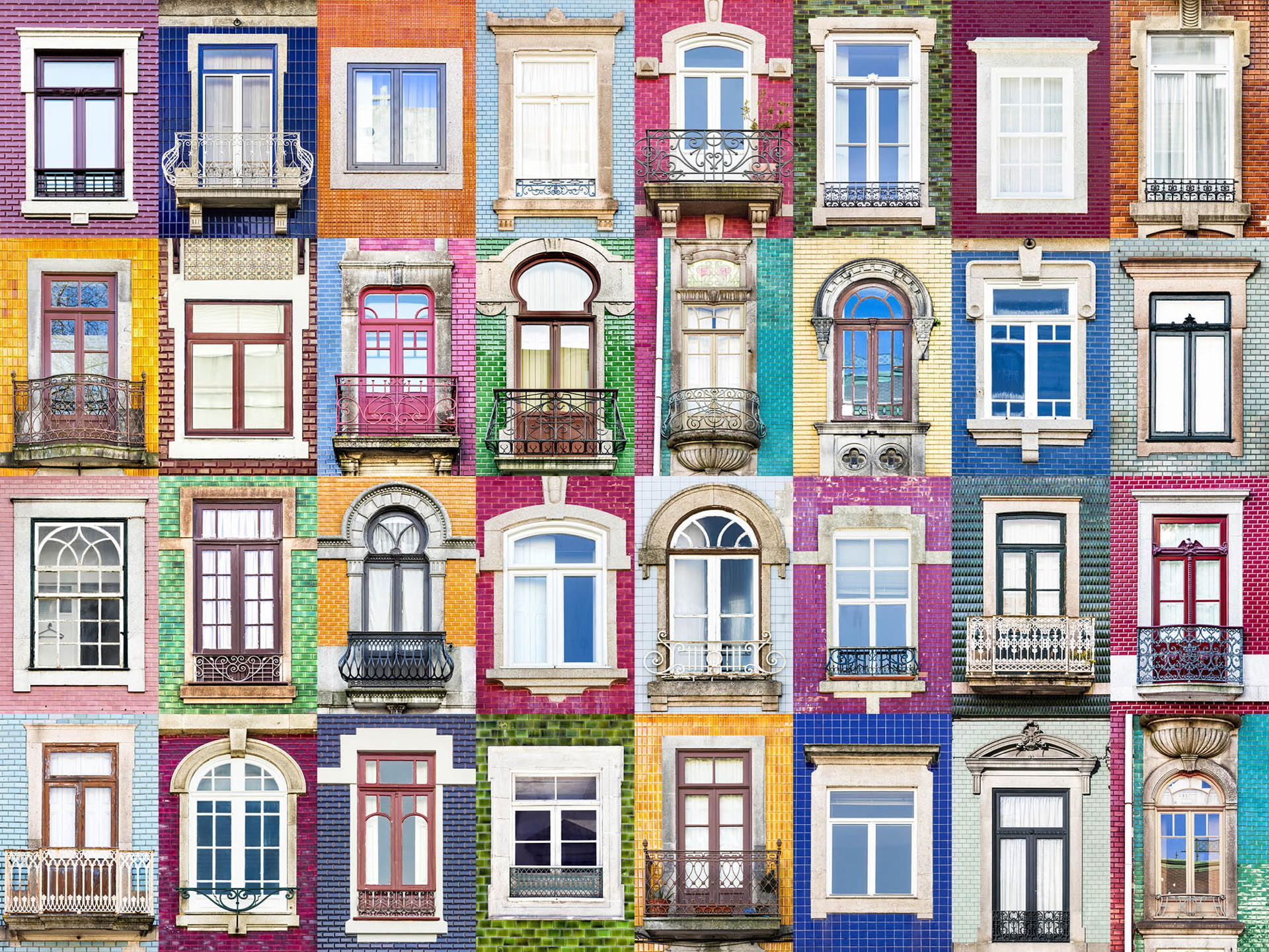 Windows of the World di André Vicente Gonçalves