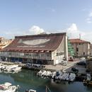 Piergiorgio Corradin. Il mercato ittico di Livorno