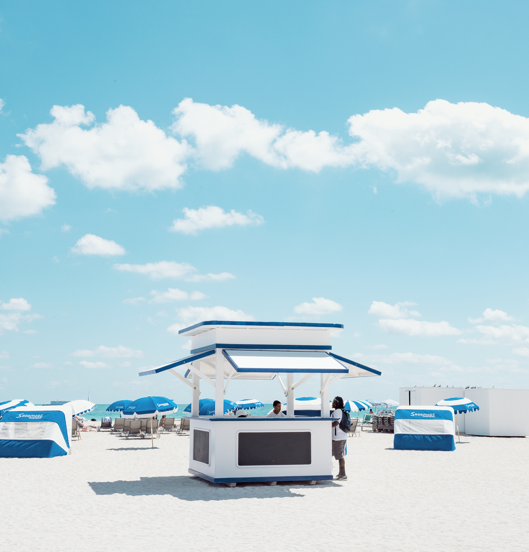 David Behar – Cabana Series