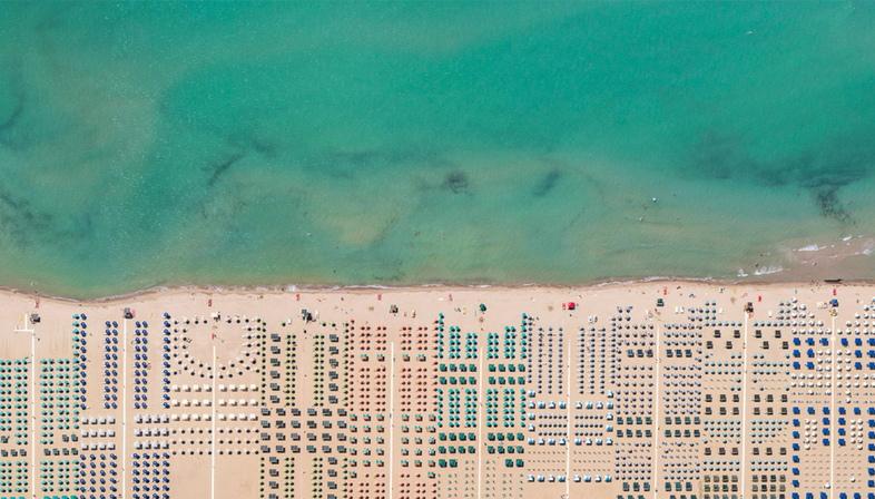 Bernhard Lang. Aerial Views