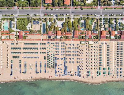 Bernhard Lang. Aerial Views -Versilia