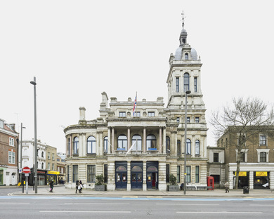 Anthony Coleman – Town Hall Series: A London Typology