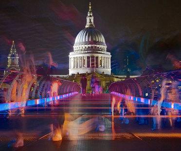 Luci e colore nelle fotografie urbane