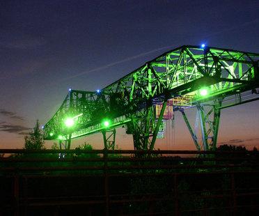Le fotografie di J&ouml;rg Morlock dedicate ai landmark della Ruhr<br />