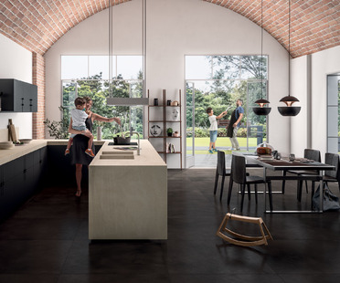 SapienStone, la pietra sapiente per la cucina