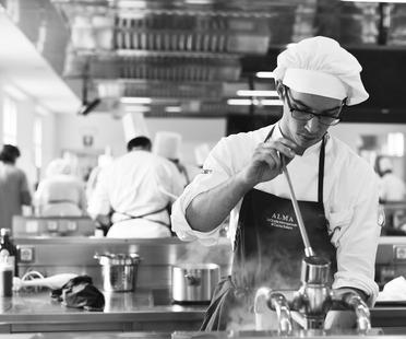 ALMA-La Scuola Internazionale di Cucina Italiana: il segreto del successo <script> </script>